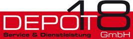 Depot18 Logo